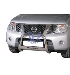 DEFENSA DELANTERA 60MM - NAVARA 2010