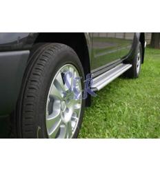 Estribos Aluminio S50 - Nissan Navara [2010-2015]