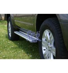Estribos Laterales Aluminio S50 - Nissan Pathfinder [2005-2010]