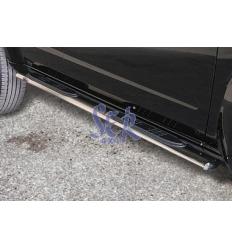 Estribos Laterales Ovalados - Nissan Pathfinder [2010-]