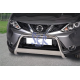 DEFENSA DELANTERA 60MM - QASHQAI 2014