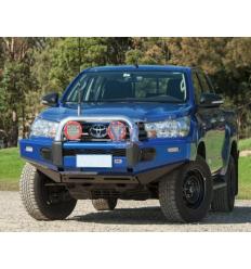 Parachoques ARB para Ford Ranger con soporte integral cabrestante