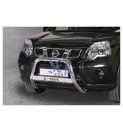 DEFENSA DELANTERA 60MM - X-TRAIL 2011