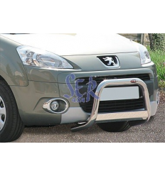 DEFENSA DELANTERA 60MM - PEUGEOT PARTNER 2008