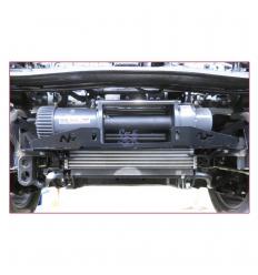 Soporte de cabrestante para Mitsubishi Montero V80.