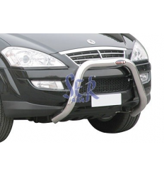 DEFENSA DELANTERA 70MM - SSANGYONG KYRON 2007-