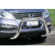 DEFENSA DELANTERA 70MM - REXTON W 2013