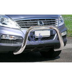 DEFENSA DELANTERA 70MM - SSANGYONG REXTON W 2013-
