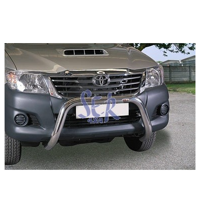DEFENSA DELANTERA 70MM - HILUX 2012