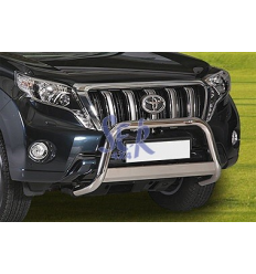 DEFENSA DELANTERA 60MM - LAND CRUISER 150 2014