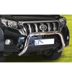 DEFENSA DELANTERA 70MM - LAND CRUISER 150 2014