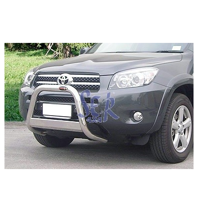 DEFENSA DELANTERA 60MM - RAV4 2006