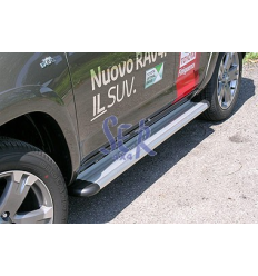 ESTRIBOS ALUMINIO S50 - TOYOTA RAV4 2006