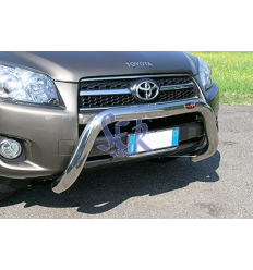 DEFENSA DELANTERA 70MM - RAV4 2009
