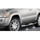 ESTRIBOS ACERO 80MM - GRAND CHEROKEE 2005 - 2011