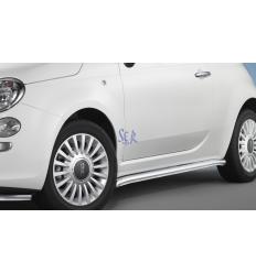 ESTRIBOS ACERO 48MM - FIAT 500
