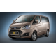 ESTRIBOS ACERO 80MM - FORD TRANSIT CUSTOM 2013