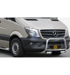 DEFENSA DELANTERA 60MM - MERCEDES SPRINTER 2013-