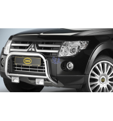 DEFENSA DELANTERA 60MM - MONTERO V80 2007 - 2011
