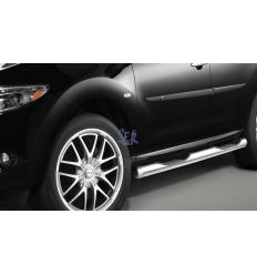 Estribos Acero 80mm - Nissan Murano [2008-2016]