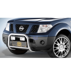 DEFENSA DELANTERA 60MM - NAVARA D40 2005 - 2010