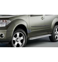 Estribos Laterales Plataforma - Nissan Pathfinder [2010-]