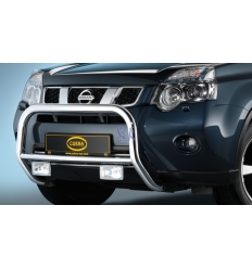 DEFENSA DELANTERA 60MM - XTRAIL T31 2010