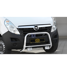 DEFENSA DELANTERA 60MM - OPEL MOVANO 2010-