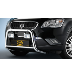 DEFENSA DELANTERA 60MM - SSANGYONG KORANDO 2011-