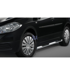 ESTRIBOS ACERO 60MM - SUZUKI SX4 S-CROSS 2013-