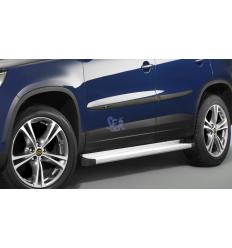 ESTRIBOS PLATAFORMA ALUMINIO - VW TIGUAN Trend & Fun, Sport & Style 2007-