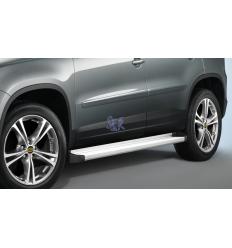 ESTRIBOS PLATAFORMA ALUMINIO - VW TIGUAN TRACK & FIELD 2007-