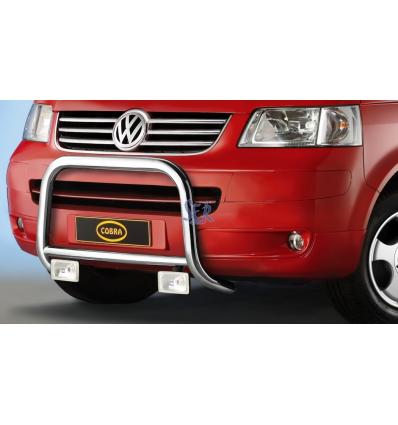DEFENSA DELANTERA 60MM - VW T5 2003 - 2009
