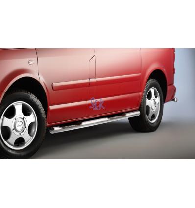 ESTRIBOS ACERO 60MM - VW T5 2003 - 2009