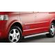 ESTRIBOS ACERO 60MM MATE - VW T5 2003 - 2009