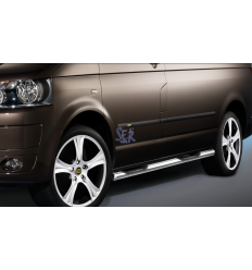 ESTRIBOS LATERALES 60MM - VW T5 2009-