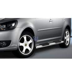 ESTRIBOS ACERO 60MM - VW TOURAN 2010-