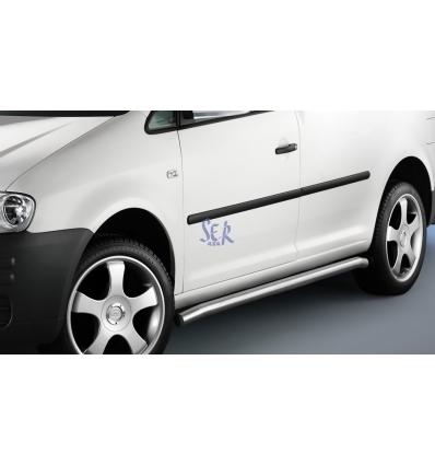 ESTRIBOS ACERO 60MM - VW CADDY MAXI 2007 - 2010