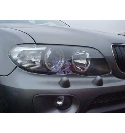 PROTECTOR ACRÍLICO FAROS - BMW X3