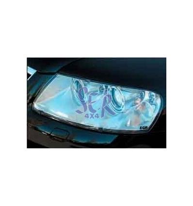 PROTECTOR ACRÍLICO FAROS - VW TOUAREG 2003 - 2007