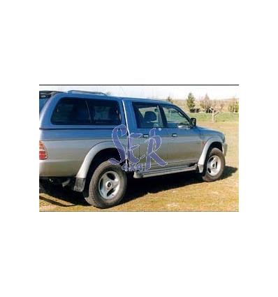 ALETINES - LAND CRUISER L200 1997 - 2001