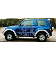 ALETINES - MITSUBISHI MONTERO V60 2000 A 2003