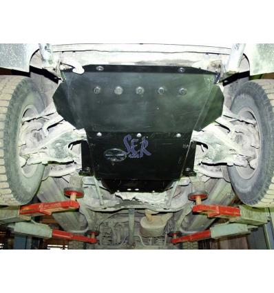 PROTECCIÓN DE BAJOS - TERRANO II 1993 - 1996