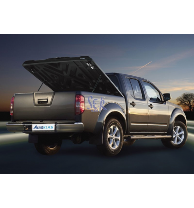 CUBIERTA PLANA ABS - FORD RANGER 2006 - 2012 DOBLE CABINA