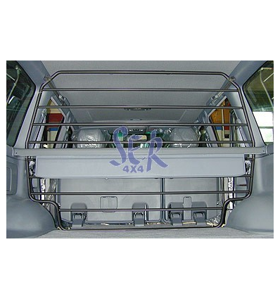 SEPARADOR CARGA - LANDCRUISER J120 2003 - 2009