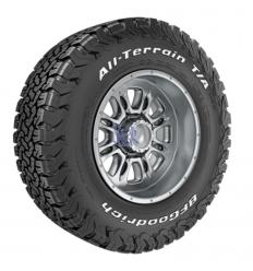 Neumáticos BFGoodrich All Terrain T/A KO2