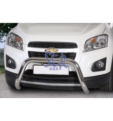 DEFENSA DELANTERA 70 MM - CHEVROLET TRAX 2013-