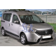 DEFENSA DELANTERA DACIA DOKKER 60MM