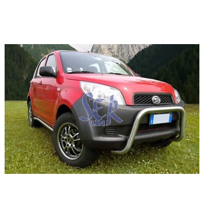 DEFENSA DELANTERA DAIHATSU TERIOS 60MM