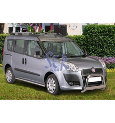 DEFENSA DELANTERA 60MM - FIAT DOBLO